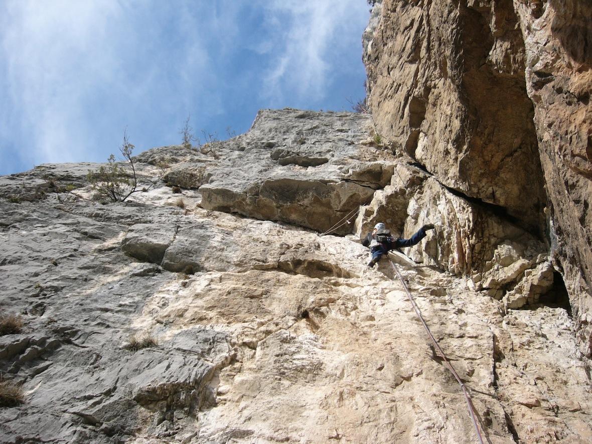 Arco = Climbing