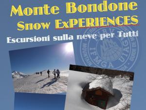 Monte Bondone - snow experience